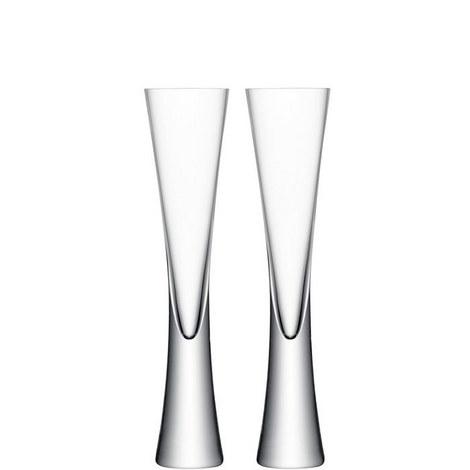 Moya Champagne Flute Set of 2, ${color}