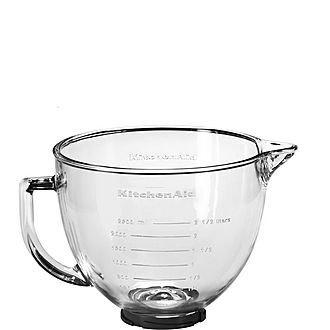 4.8L Glass Bowl for KitchenAid Stand Mixer