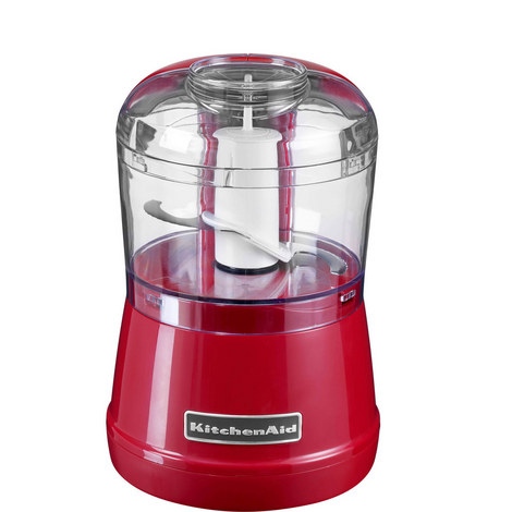 Mini Food Chopper - Empire Red, ${color}