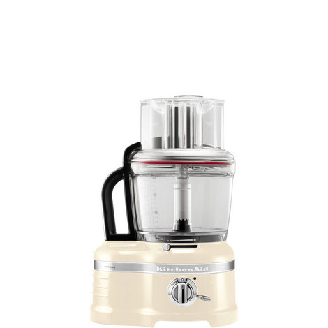 4L Artisan Food Processor - Almond Cream, ${color}