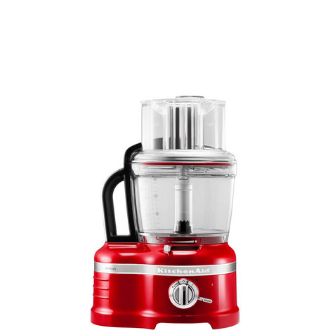 4L Artisan Food Processor - Empire Red, ${color}