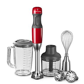 Hand Blender - Empire Red