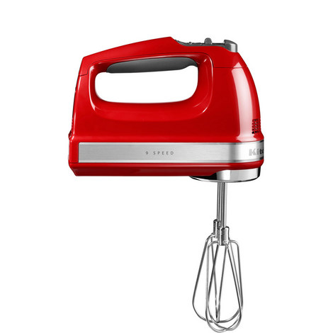 Hand Mixer - Empire Red, ${color}