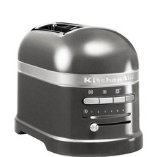 Artisan Toaster - Silver