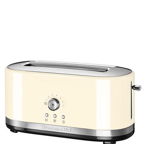 4 Slice Toaster Cream 3.6kg, ${color}