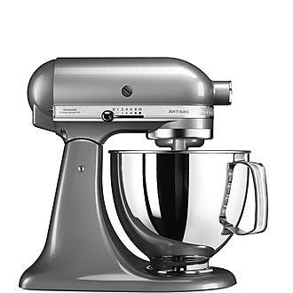 Artisan Mixer 125 - Contour Silver