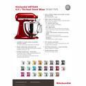 Artisan Mixer 175, ${color}