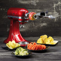 Spiralizer Attachment for KitchenAid Stand Mixer, ${color}