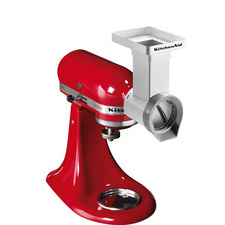 Rotor Shredder and Slicer for Stand Mixer