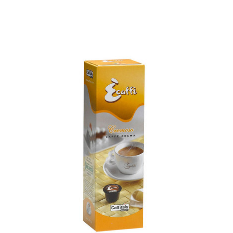 Écaffe Cremoso Coffee Capsules, ${color}