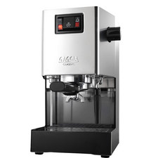 Classic Inox Espresso Machine