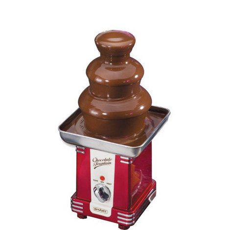 Retro Chocolate Fountain, ${color}