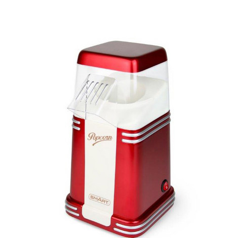 Retro Mini Hot Air Popcorn Maker, ${color}