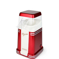 Retro Mini Hot Air Popcorn Maker