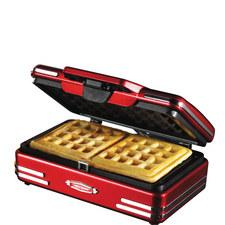 Retro Waffle Maker