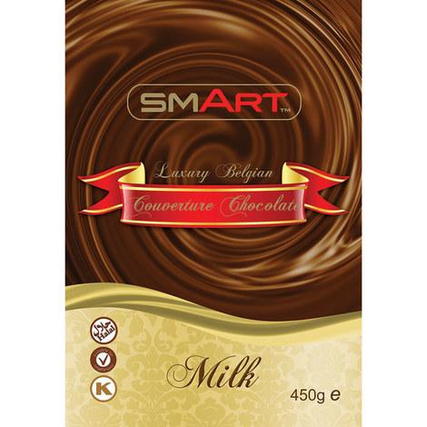 Luxury Belgian Milk Chocolate 450g, ${color}