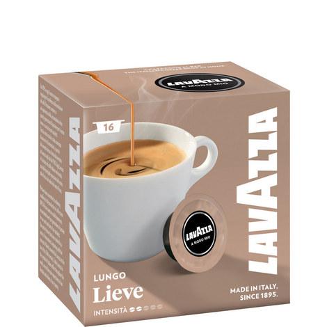 Caffe Crema Lievemente A Modo Mio Capsules 16, ${color}
