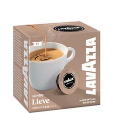 Caffe Crema Lievemente A Modo Mio Capsules 16