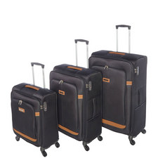 NCS Caphir 3-Piece Spinner Luggage Set