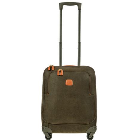 Life Zip Pocket Cabin Luggage 55cm, ${color}