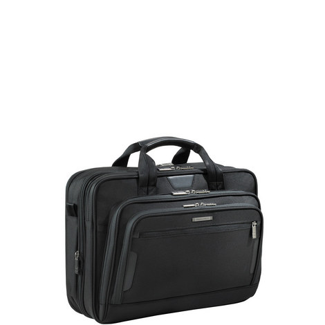 At Work Expandable Briefcase, ${color}