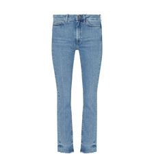 Daily Raw Hem Jeans