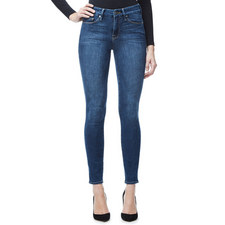 Good Legs Mid Blue Skinny Jeans