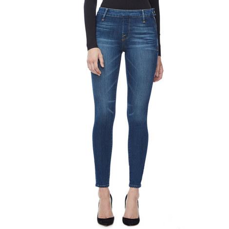 The Slim Zip Skinny Jeans, ${color}