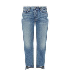 Helena High-Rise Cropped Jeans
