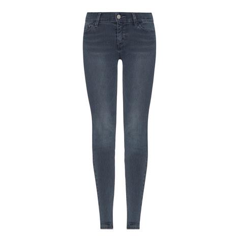 710 Innovation Super Skinny Jeans, ${color}
