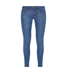 711 Mid-Rise Skinny Jeans