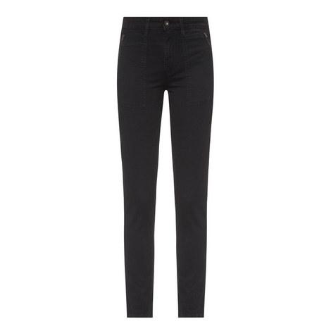 Kinsley Skinny Denim Jeans, ${color}