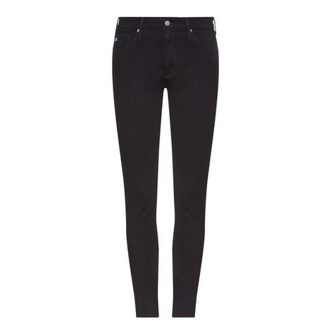 Farrah High Rise Skinny Jeans, ${color}
