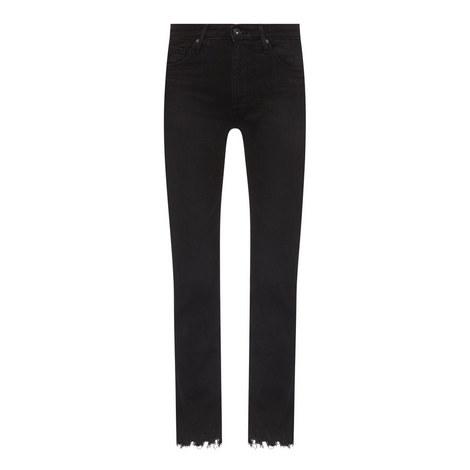 Jodi Ripped Hem Cropped Jeans, ${color}