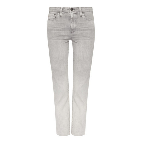Isabelle Cropped Straight Fit Jeans, ${color}