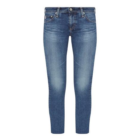 Stilt Cropped Jeans, ${color}