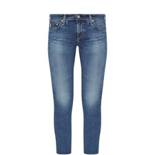 Stilt Cropped Jeans