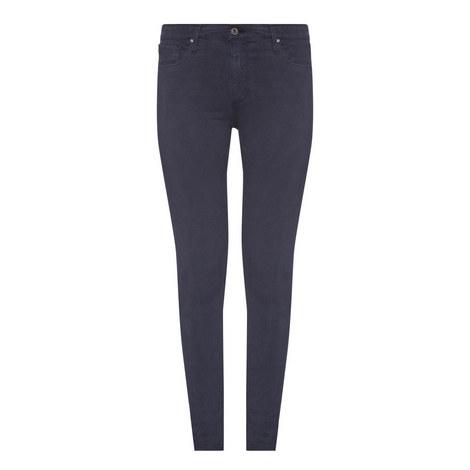 Farrah High-Rise Skinny Jeans, ${color}