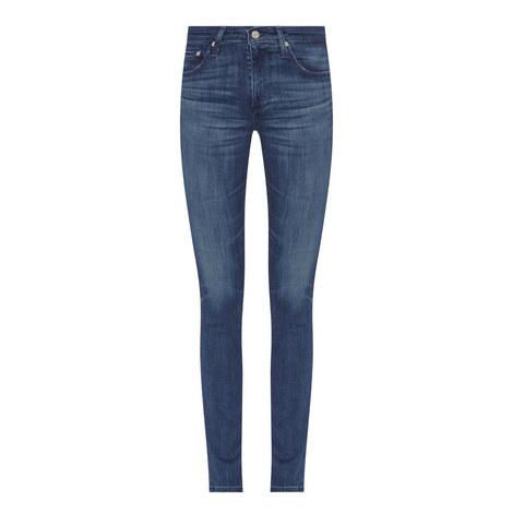 Prima Mid-Rise Cigarette Jeans, ${color}