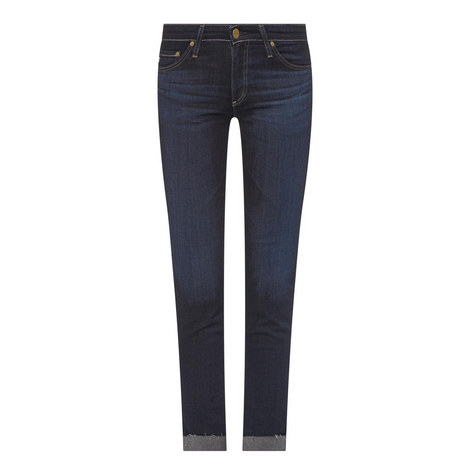 Stilt Roll-Up Cigarette Jeans, ${color}
