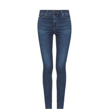 Mila Super High-Waisted Skinny Jeans