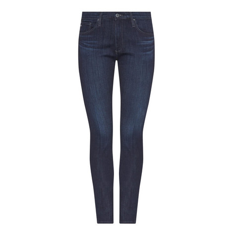 Farrah High Rise Skinny Jeans, ${color}