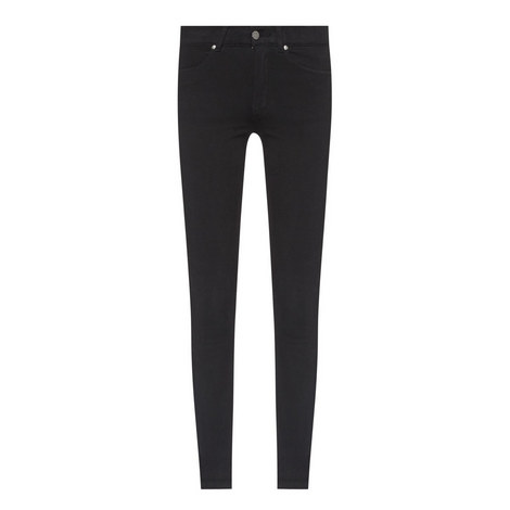 Lexy Mid Rise Skinny Jeans, ${color}