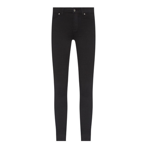 Plenty Mid Rise Skinny Jeans, ${color}