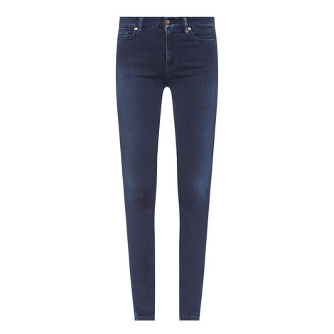Super High-Waisted Skinny Jeans, ${color}