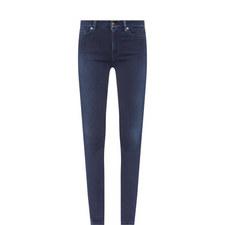 SuperHigh-Waisted Skinny Jeans