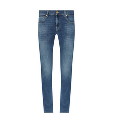 Relaxed Fit Skinny Jeans