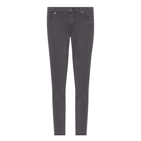 Roxanne Cropped Slim Fit Jeans, ${color}