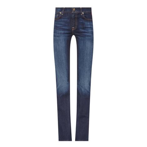 Bootcut Jeans, ${color}