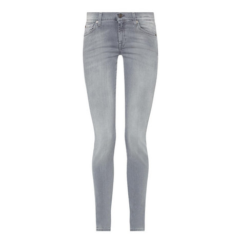 Skinny Slim Illusion Jeans , ${color}